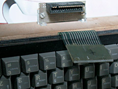 Modification clavier